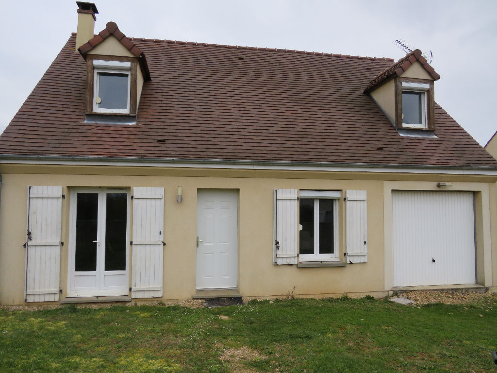PAVILLON 120M²  DE 2008 ILLIERS COMBRAY