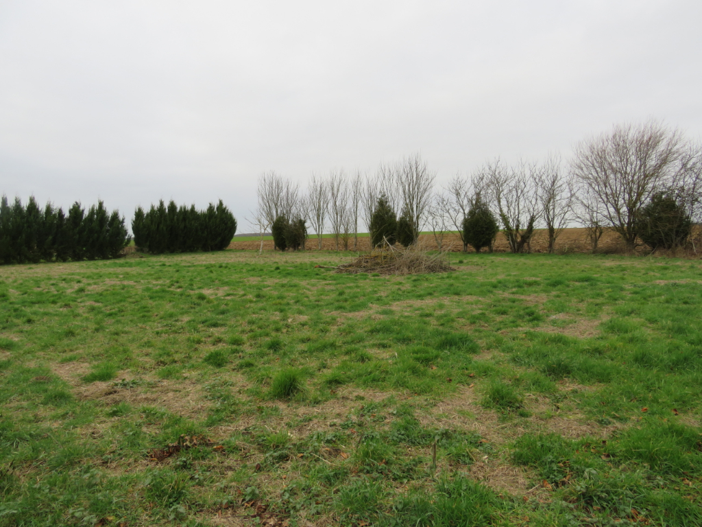 Terrain à bâtir, de 1677 m²