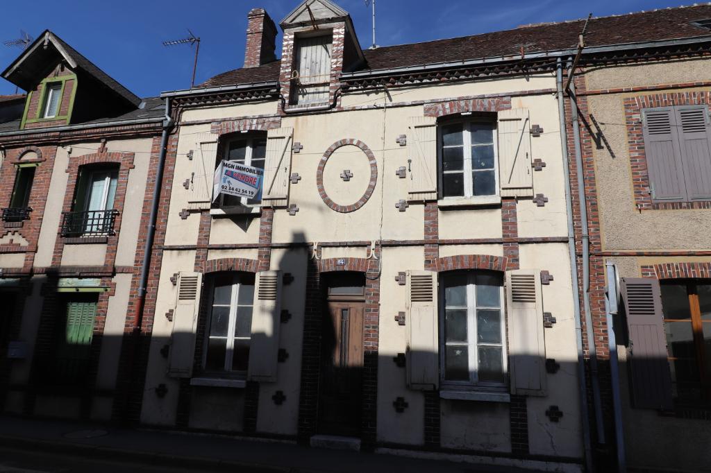 Maison 86 m² Illiers Combray, terrain 630 m²