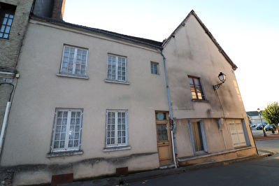 A VENDRE MAISON CENTRE ILLIERS COMBRAY
