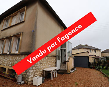 A VENDRE  86M² ILLIERS COMBRAY